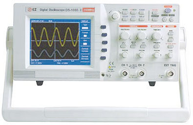 Oscilloscope (DS-1100) – EZ Digital