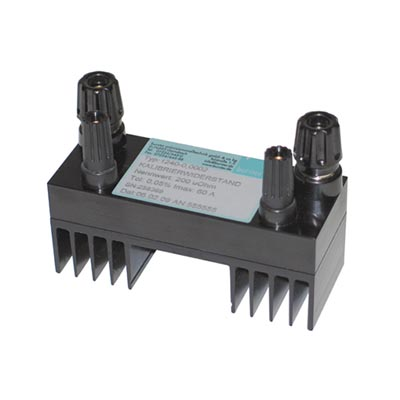 Calibration Resistor (1240) – Burster