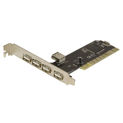 PCI to USB
